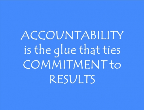 Accountability Brings Greater Focus to Your Business