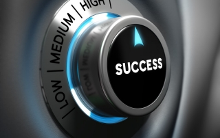 Success button set to high