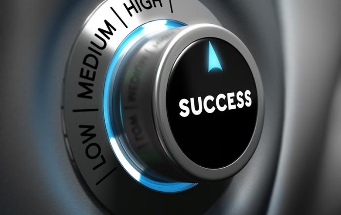 High Success Button