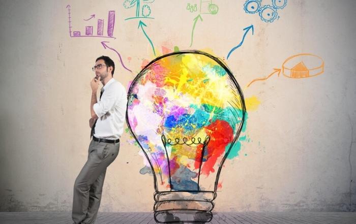 Idea - Man thinking