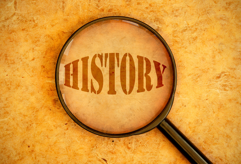 History, planning for the future