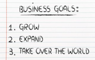 Business Goals on Paper